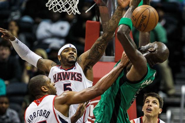 Celtics Beat Hawks 107-102 in OT