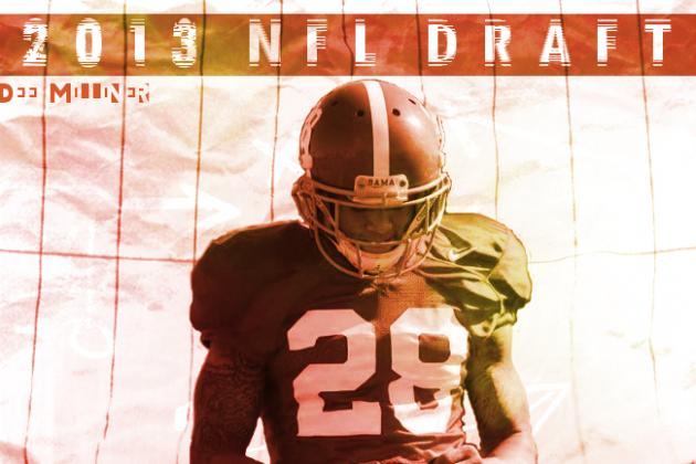 2013 NFL Draft: Visual Breakdown and Analysis of Top 10 Cornerbacks