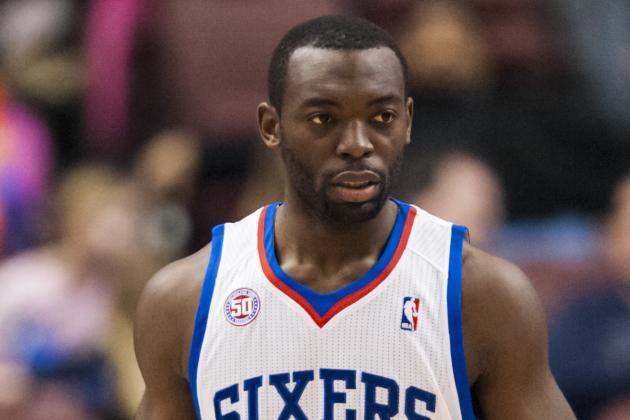 Charles Jenkins Gets First Start for Sixers