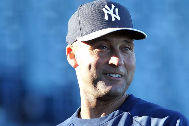 Derek Jeter and Andy Pettitte Nearing Spring Debuts