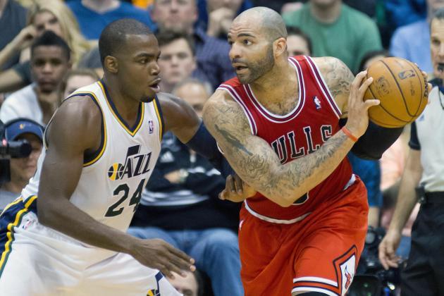Bulls Beat Jazz 89-88