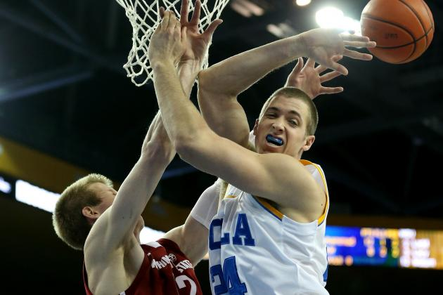 UCLA forward Travis Wear will play against Washington