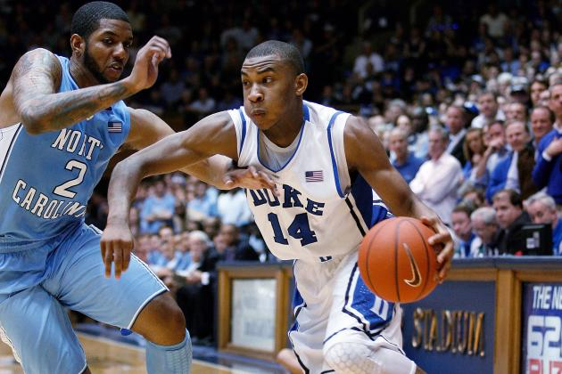Tobacco Road Rivalry: When and Where to Watch Saturday's Duke vs. UNC Matchup