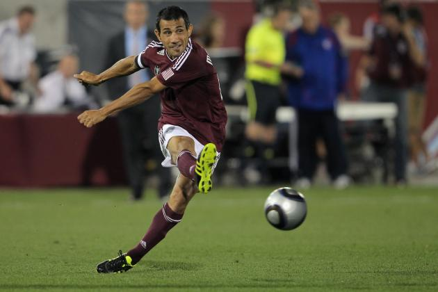 Colorado Rapids Hero Pablo Mastroeni Returns After a Year on the Brink