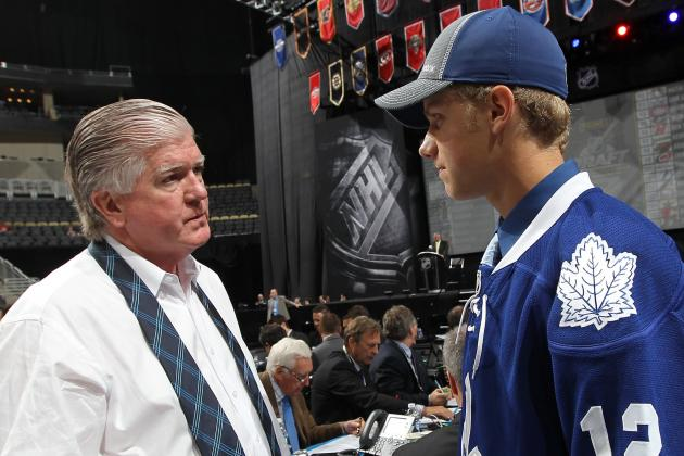 Brian Burke on the Maple Leafs' Success