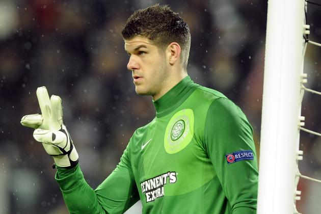 Celtic Keeper Forster: I Won't Go to Premier League and Sit on the Bench