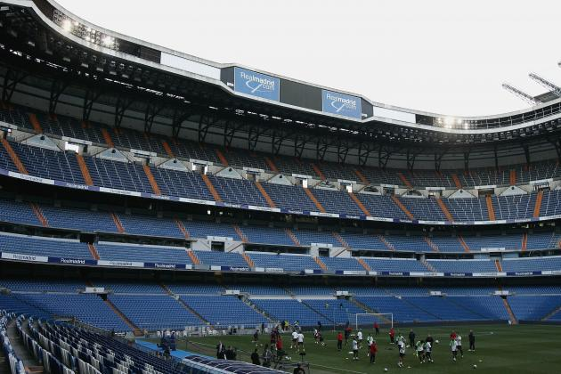 Copa Del Rey Final to Be Held at Santiago Bernabéu