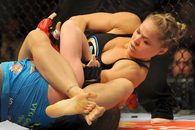 UFC Champ Ronda Rousey Blasts Cris Cyborg: 'She Almost Destroyed Women's MMA'