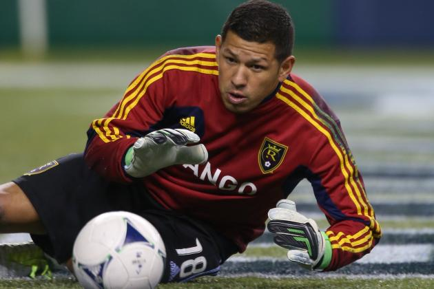 Howard's Injury Could Impact RSL's Goalkeepers