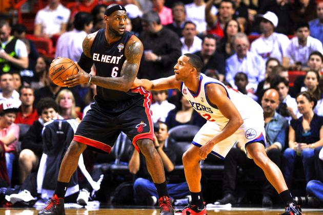 Philadelphia 76ers vs. Miami Heat: Live Score, Results and Game Highlights