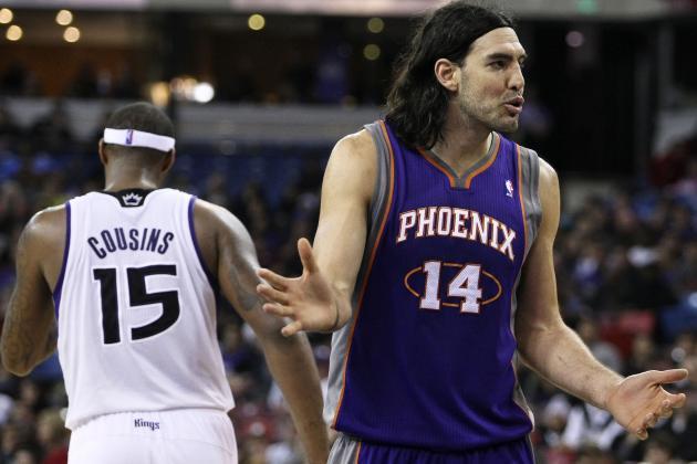 Kings Beat Suns 121-112