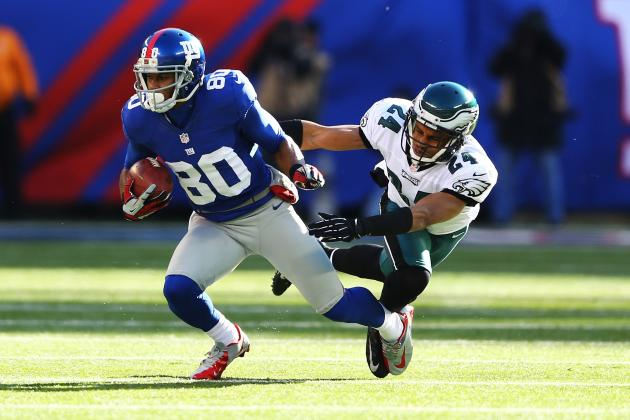 Victor Cruz: Restricted Free Agent Is Worth a Team's 1st-Round Draft Choice
