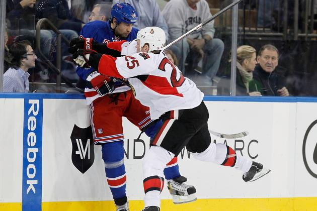 New York Rangers: Takeaways from the Loss Against the Senators