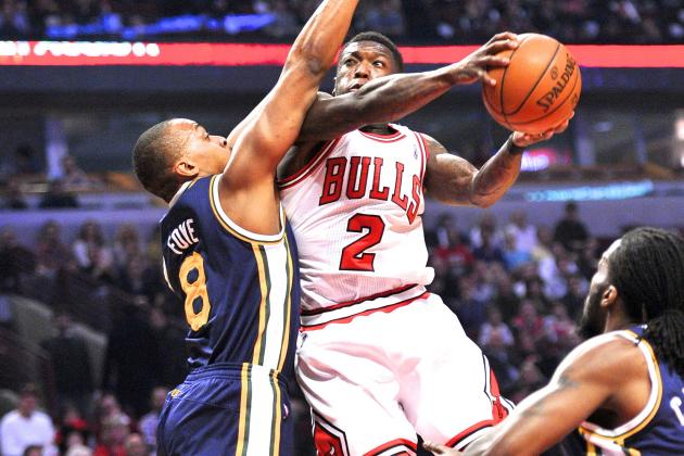 Utah Jazz vs. Chicago Bulls: Live Score, Results and Game Highlights
