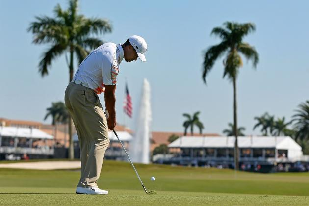 Woods, Mickelson, Watson, GMAC and More Make for Great Saturday at Doral