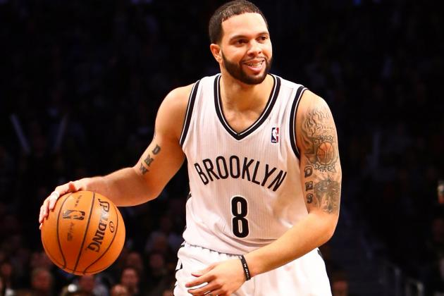 Deron Williams Torches the Wizards in Brooklyn