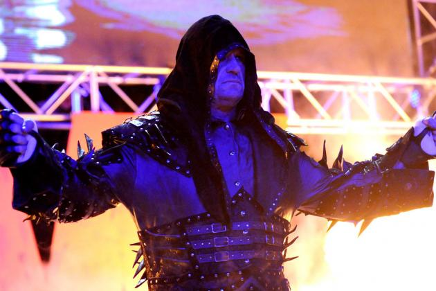 Undertaker & CM Punk's Lack of Backstory Will Not Impact Their Match