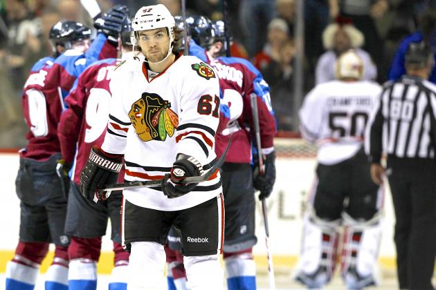 Blackhawks vs. Avalanche: Live Score, Updates and Analysis