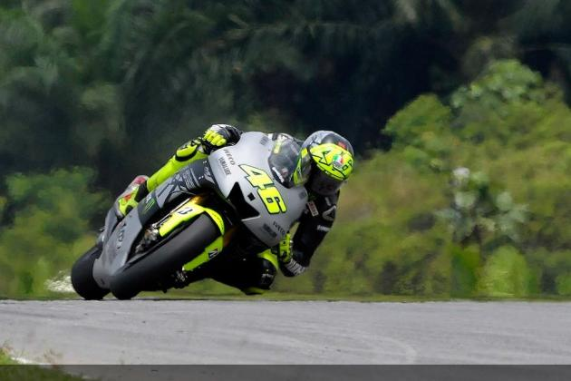MotoGP 2013: Valentino Rossi Proclaims Private Austin COTA Test 'Very Important'