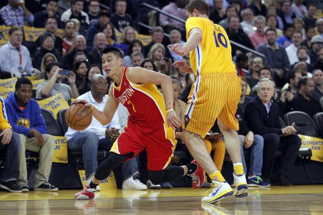 David Lee Returns vs. Rockets