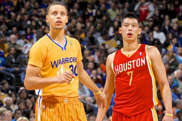 Houston Rockets vs. Golden State Warriors: Live Score, Results & Game Highlights