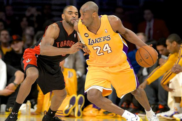 Toronto Raptors vs. LA Lakers: Live Score, Results and Game Highlights