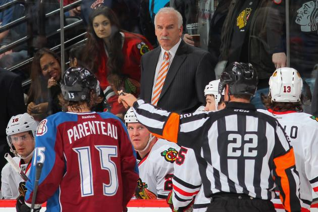 Chicago Blackhawks' Point Streak Ends: What Loss Means for Rest of NHL