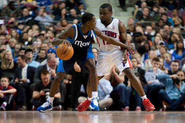 Pistons Can't Get Key Bucket After Short-Lived Lead, Fall to Mavericks 102-99