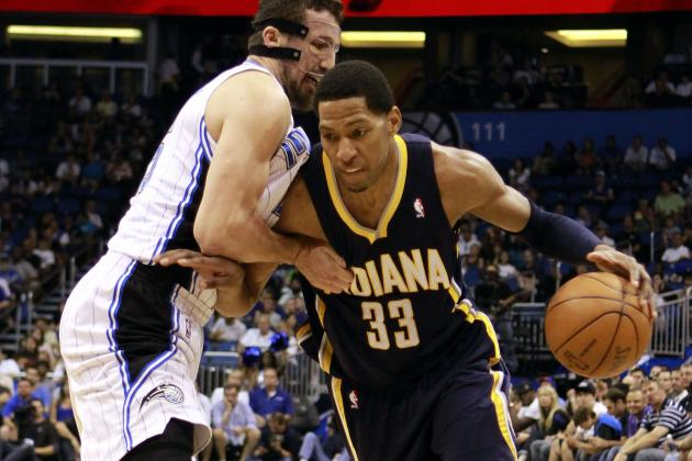 Grading Danny Granger's Comeback for Indiana Pacers