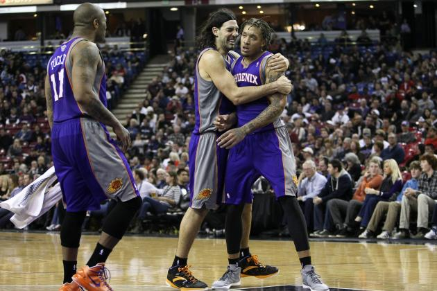 Phoenix Suns Fail to Keep Pace Against the Sacramento Kings