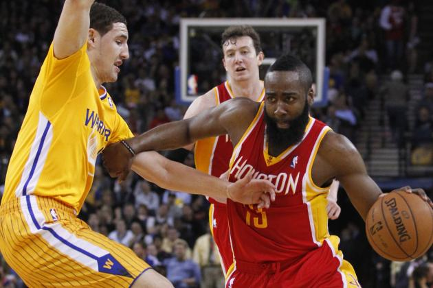 Rockets Beat Warriors 94-88