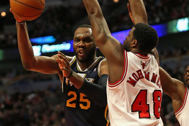 Utah Jazz Get Another Unhappy Ending in Loss to Bulls