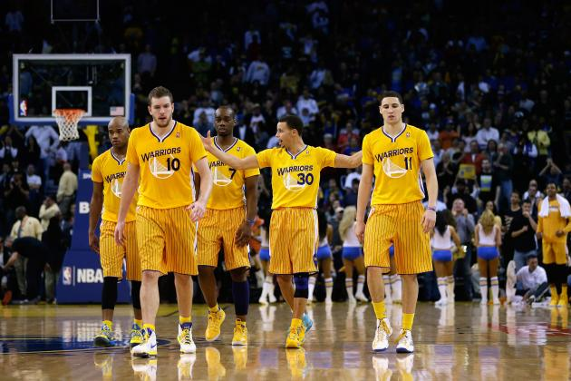 Golden State Warriors Must Utilize This 5-Man Unit More Often