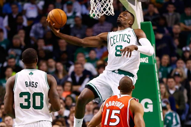 Celtics' Bench Comes Up Big in Win over Hawks