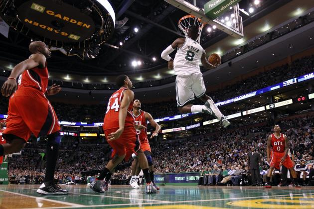 Jason Terry's 3 Saves Celtics in OT After Ugly Collapse