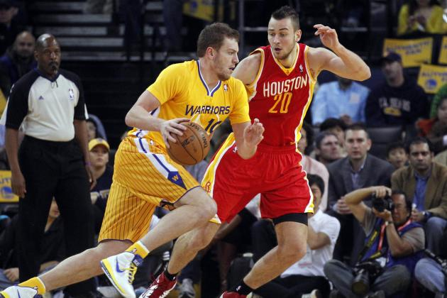 Warriors Allow Rockets to Close Gap