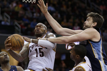 Cavaliers Fall to Grizzlies, 103-92, After Another Slow 3rd Quarter