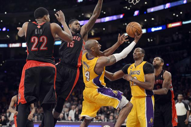 Lakers Blog: Orange County Register:Final: Lakers 118, Raptors 116 (OT)
