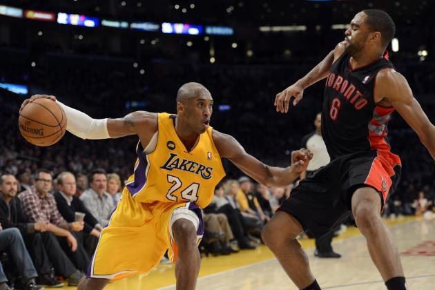 Lakers Move Above .500 with Overtime Victory Against the Raptors
