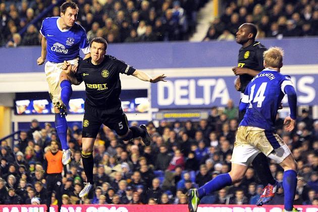 Everton 0-3 Wigan: As It Happened
