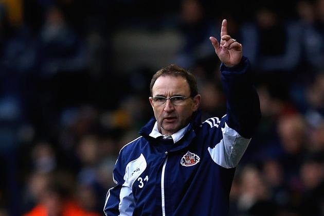 Sunderland Boss Martin O'Neill Calls for Break in the Premier League