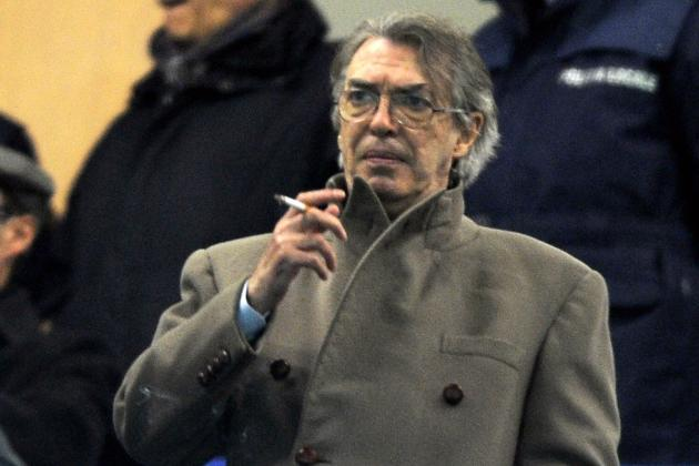 Moratti: 'Strama Responded Well'
