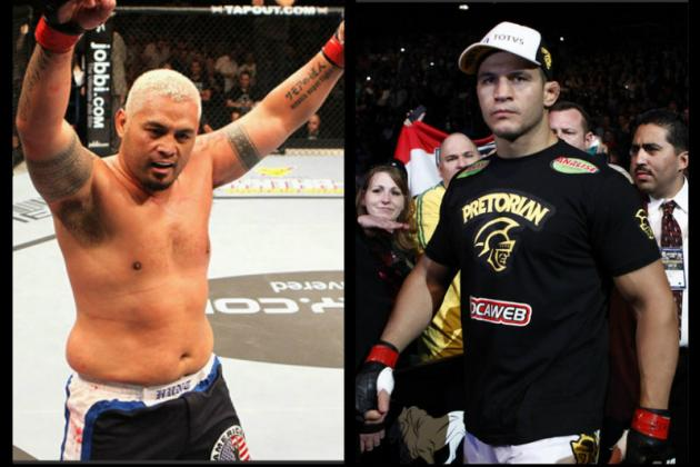 UFC 160: Rally Pays Off, Mark Hunt Set to Fight JDS in Co-Main Event