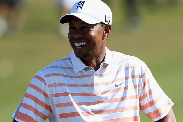 Tiger Woods Leads Stellar Field in WGC-Cadillac at Trump Doral