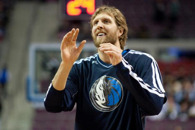 3-Pointer: Dirk Says Mavs 'Got Lucky'