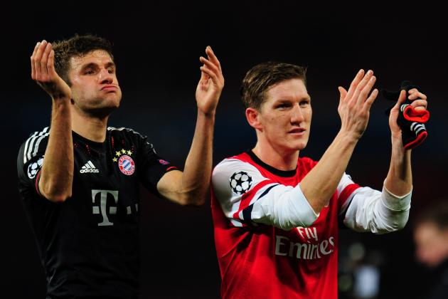 Bayern Munich vs. Arsenal: Complete Champions League Preview