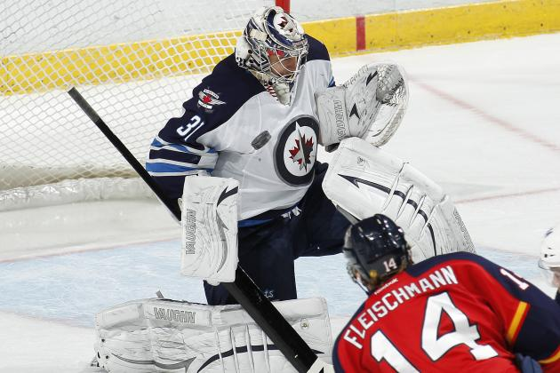 Pavelec Regains Top Form
