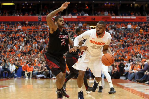 Syracuse Basketball Needs Win, Help to Get Double-Bye in Big East Tournament