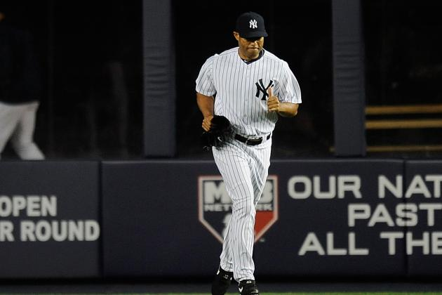 Mariano Rivera Officially Announces Retirement After '13 Season