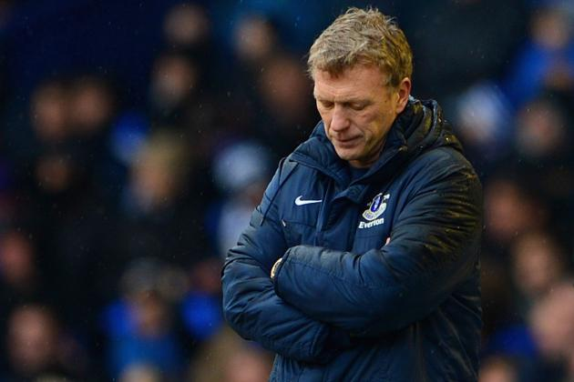 Everton: Will FA Cup Defeat to Wigan Be the Final Straw for David Moyes?